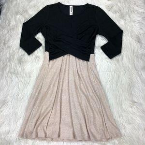 Anthropologie Amadi Crosswrap Dress